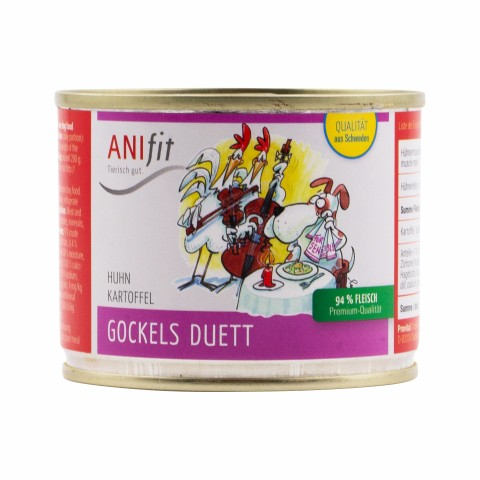 Gockel's Duett 200g (6 Piece)