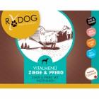 RyDog Ziege&Pferd 200g (6 Piece)