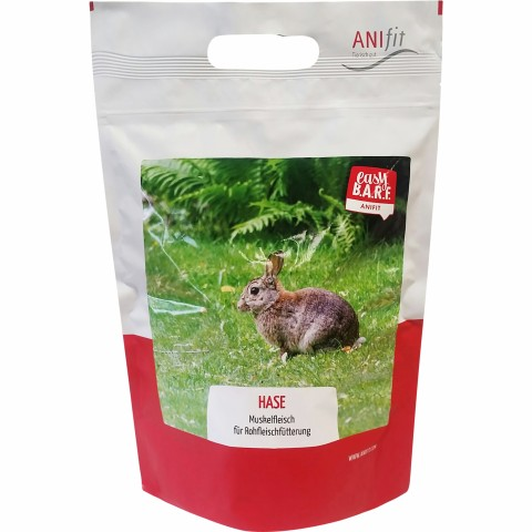 Easy Barf Rabbit (Hase) 300g (1 Piece)